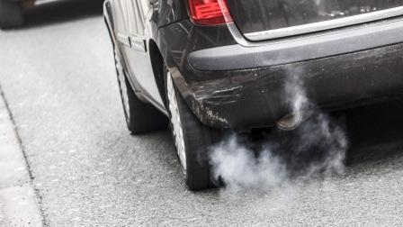 Exhaust pipe, Air polutions, Fine particul polution