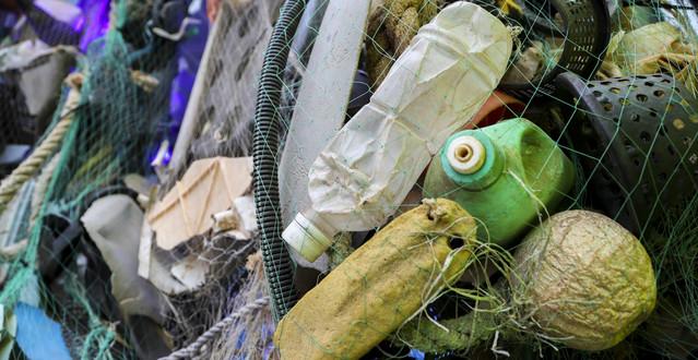 Ocean Plastics Lab. Travelling exhibition
